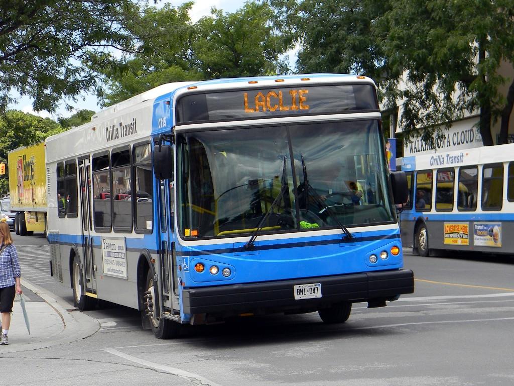 Orillia Transit 0715