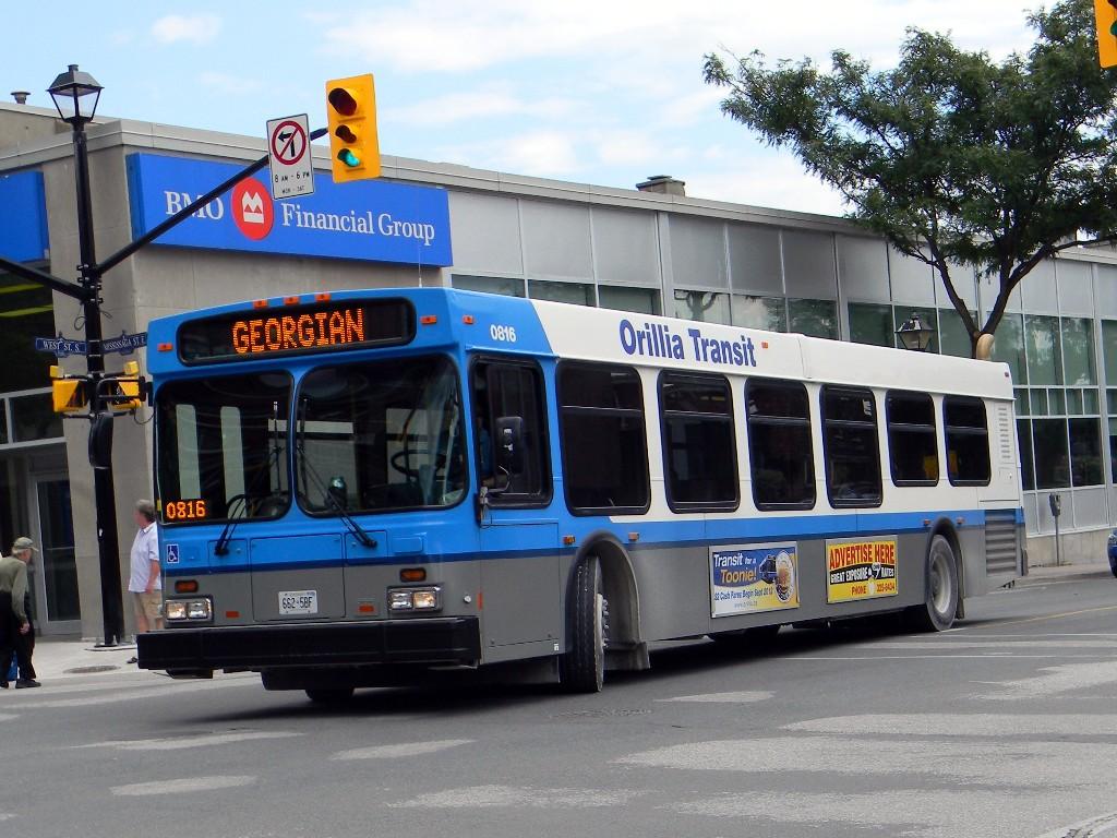 Orillia Transit 0816