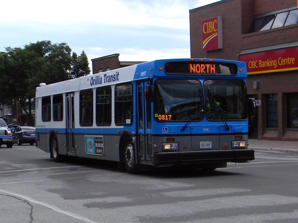 Orillia Transit 0817