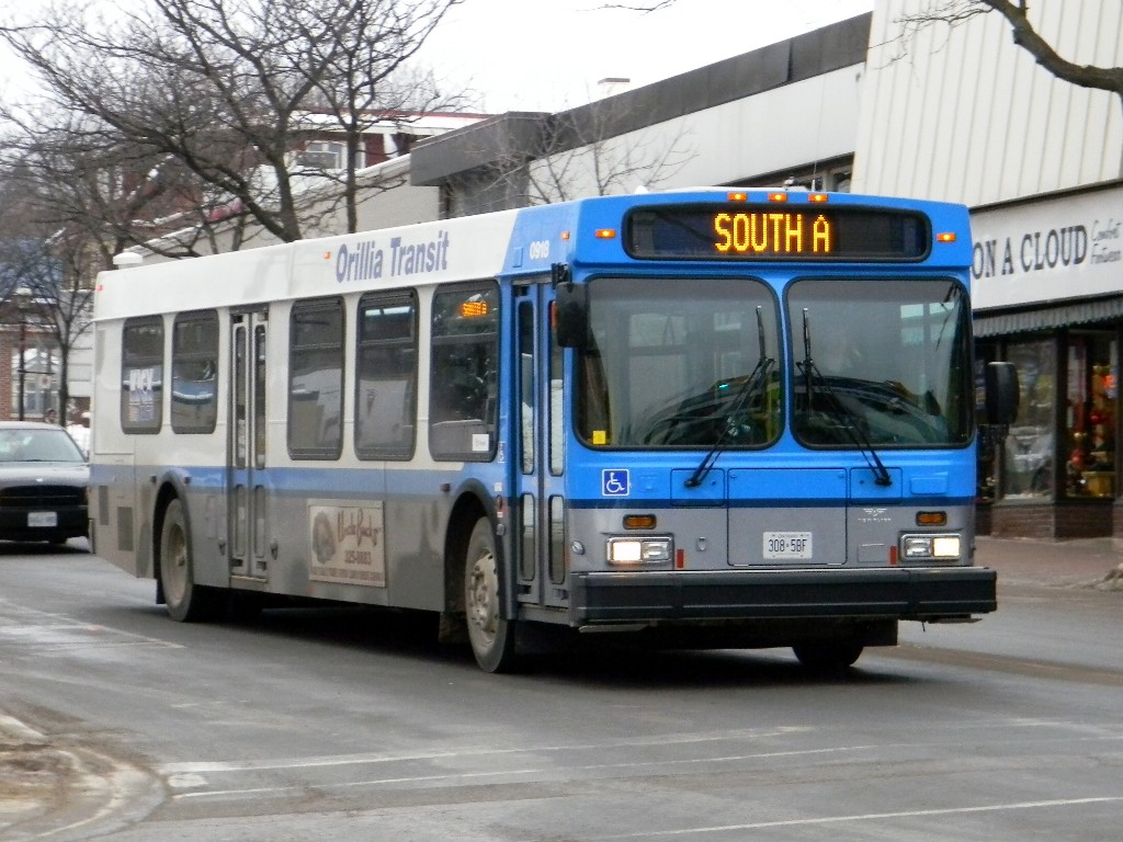 Orillia Transit 0918