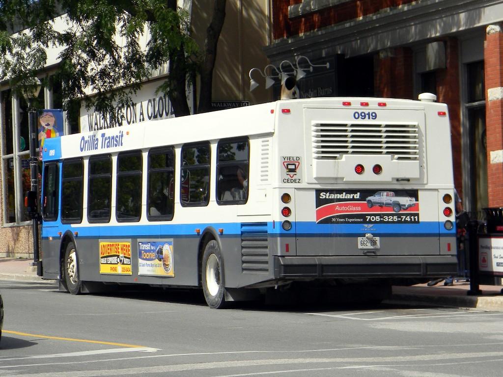 Orillia Transit 0919