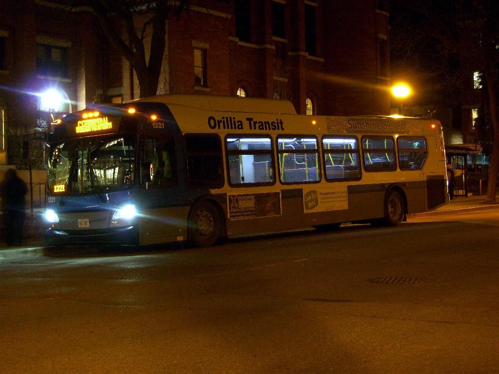 Orillia Transit 1221