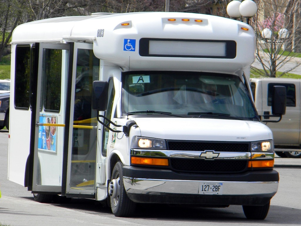 Port Hope Transit 803
