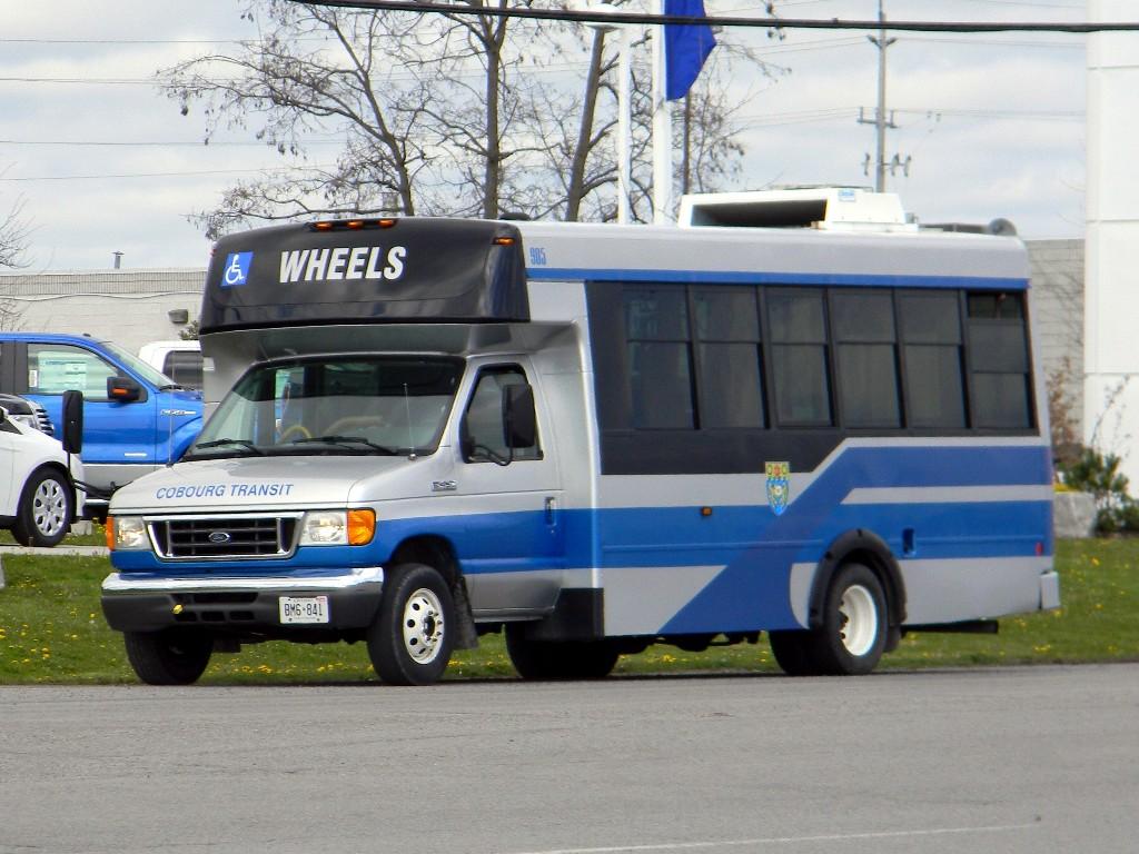 Cobourg Transit 905