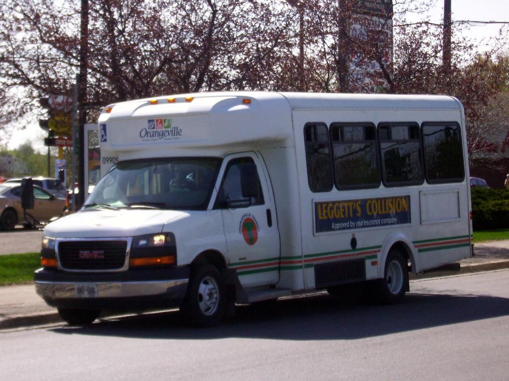 Orangeville Transit 099059
