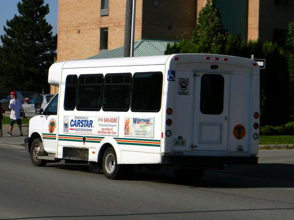 Orangeville Transit 109016