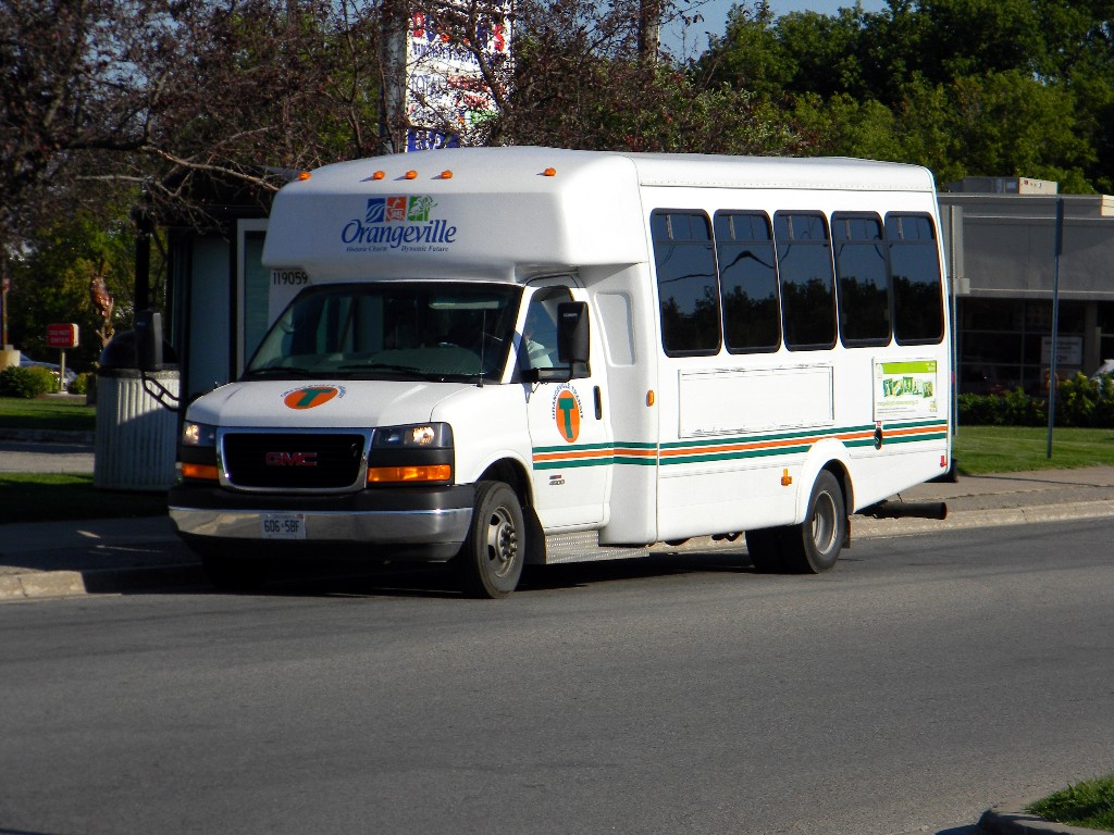 Orangeville Transit 119059