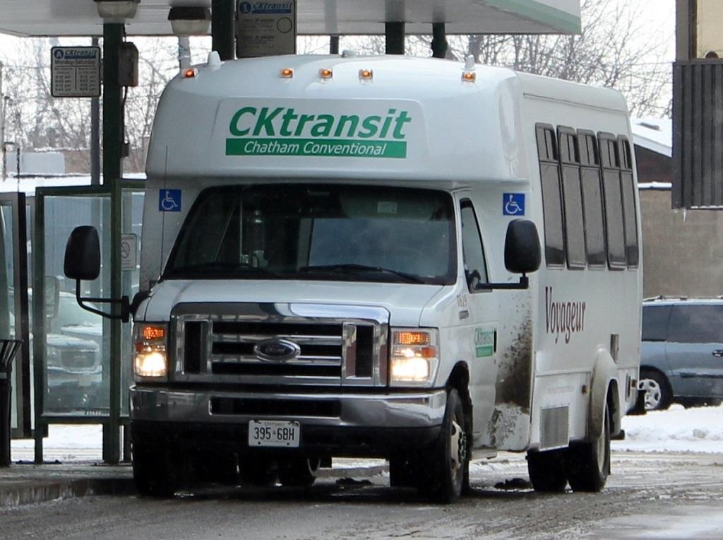 Chatham-Kent Transit 0819
