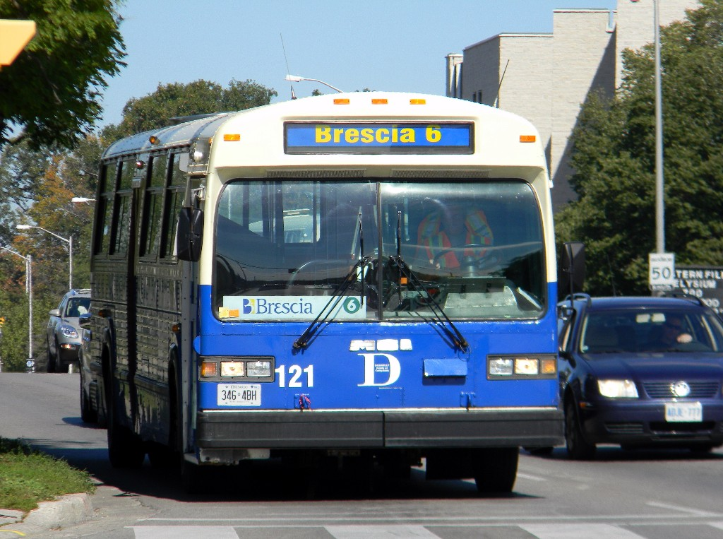Donnelly Transit 121