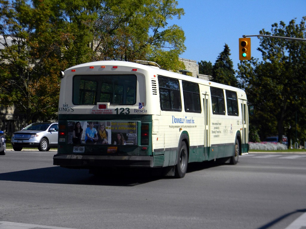 Donnelly Transit 123
