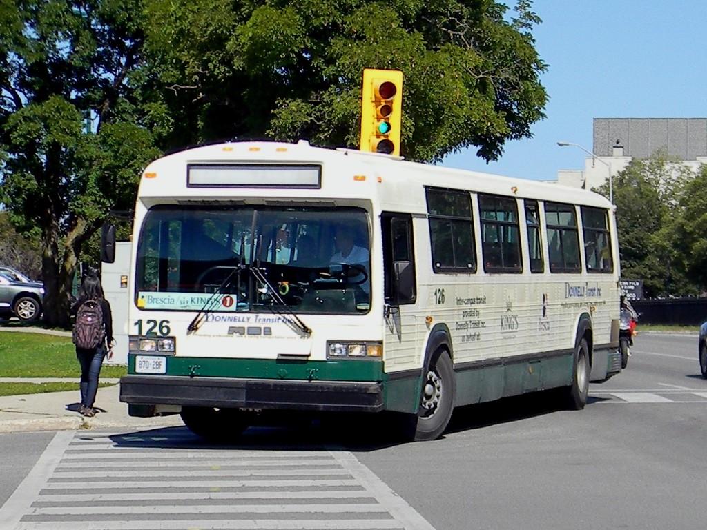 Donnelly Transit 126