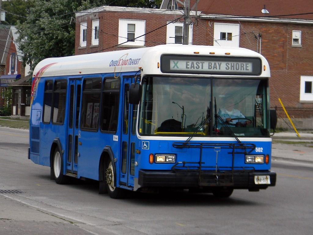Owen Sound Transit 502