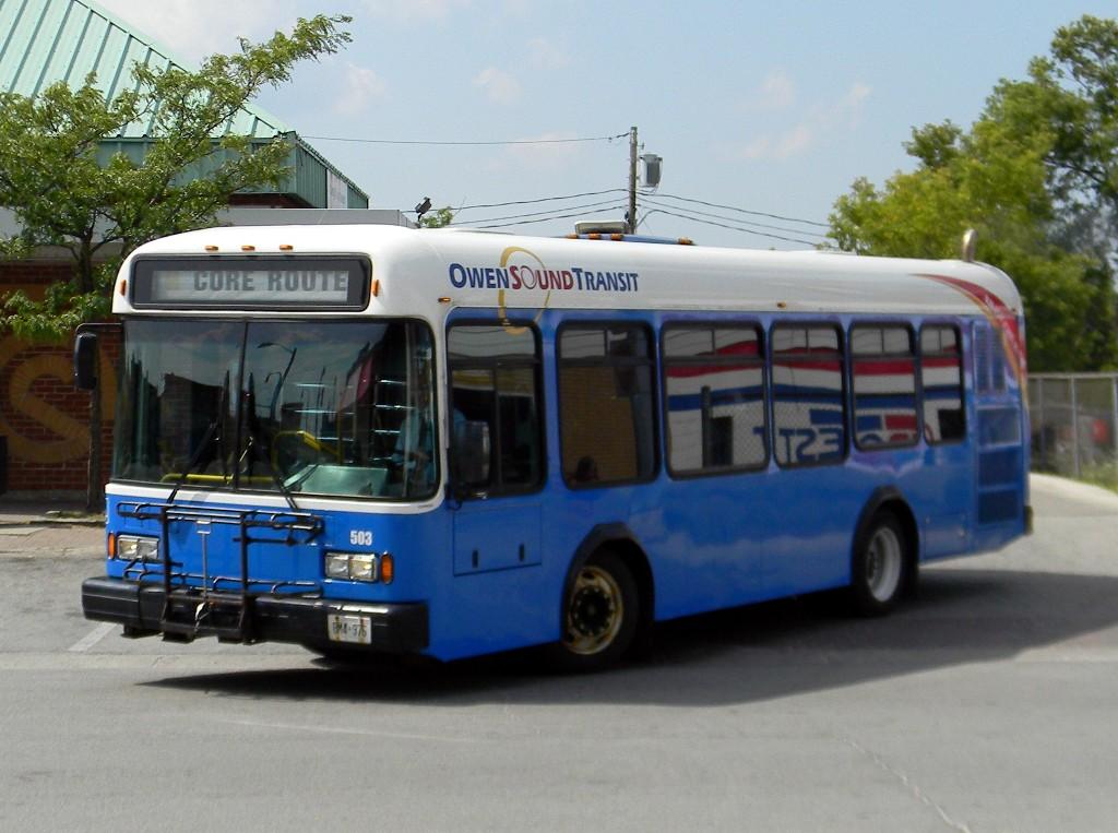 Owen Sound Transit 503