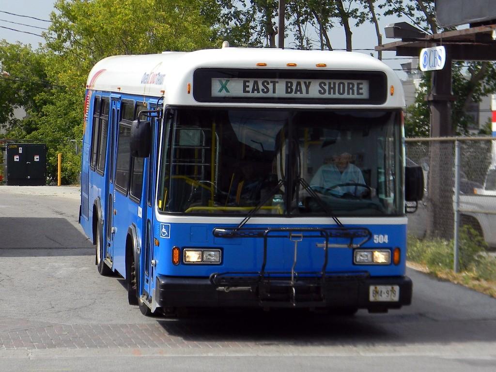 Owen Sound Transit 504