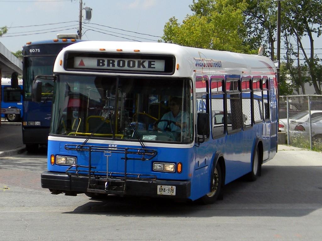 Owen Sound Transit 505