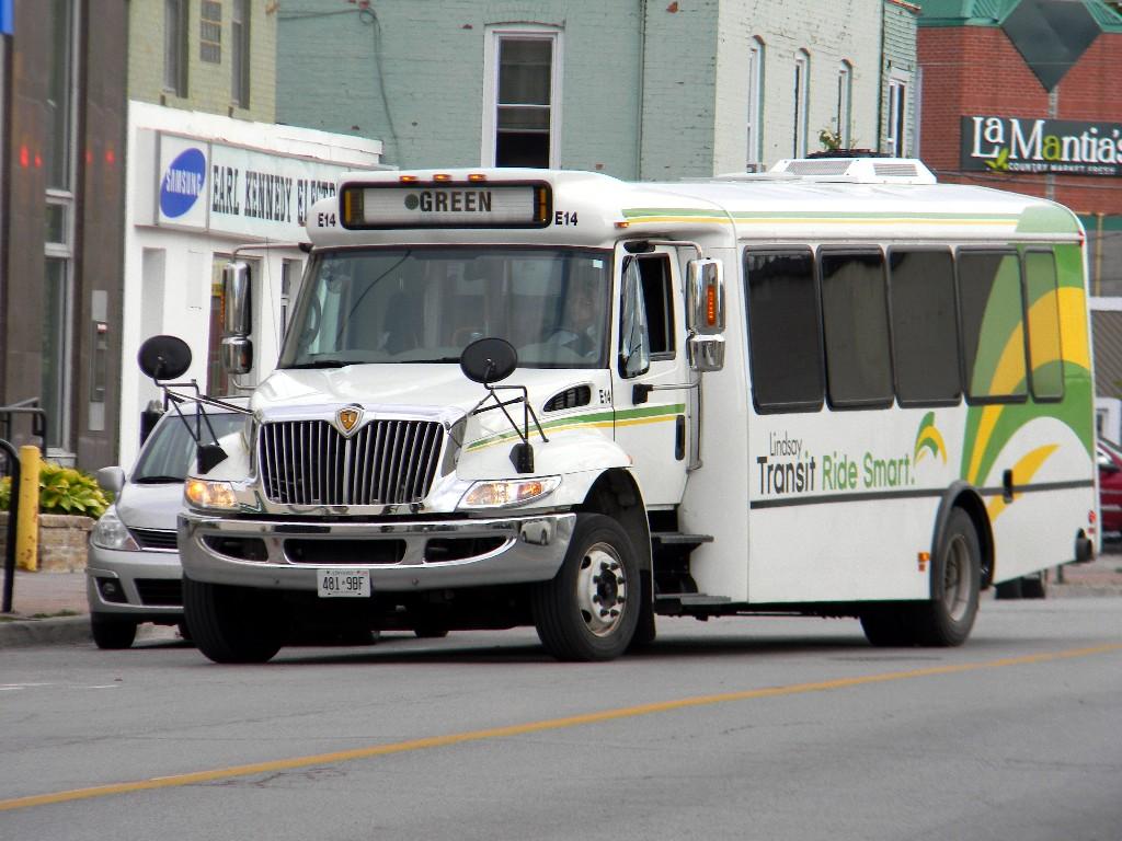 Lindsay Transit E14