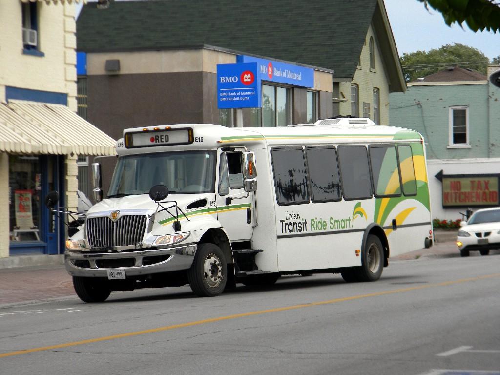 Lindsay Transit E15