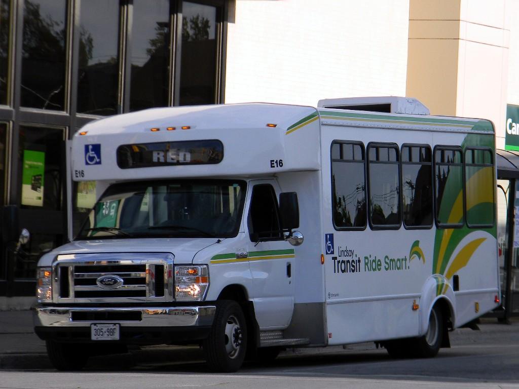 Lindsay Transit E16