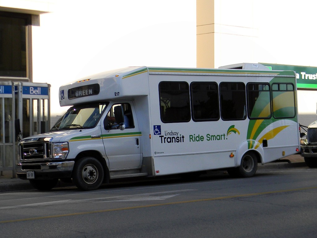 Lindsay Transit E17